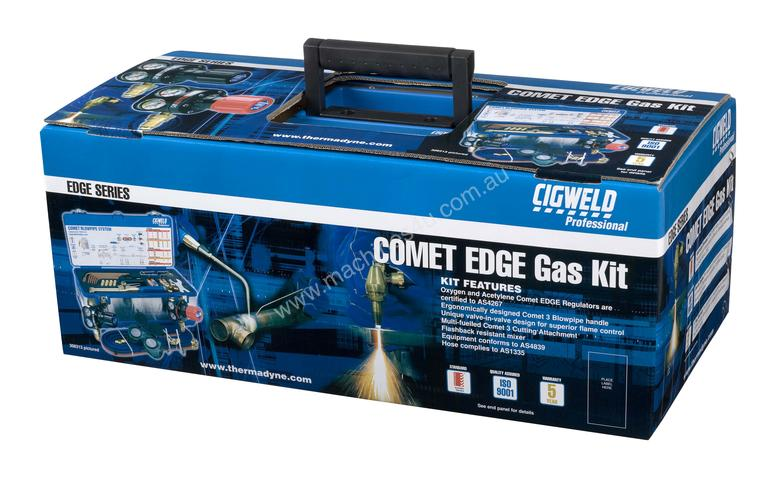 Cigweld COMET Professional Plus Gas Kit Oxy/Acet