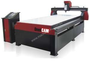 OmniCAM PRO ZV7 2500x1300mm Industrial CNC Router