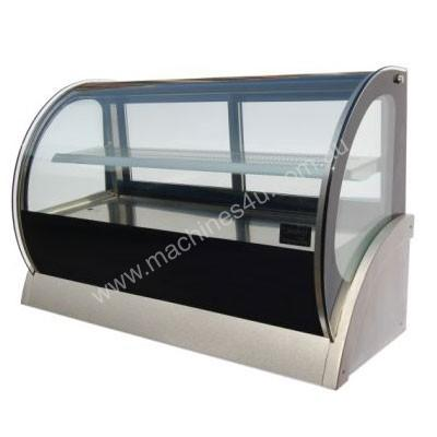 Anvil DGC0540 Countertop Curved Showcase 1200mm
