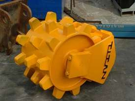 Compaction Wheels - picture2' - Click to enlarge