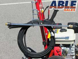 Petrol Pressure Washer 3000 PSI - picture14' - Click to enlarge