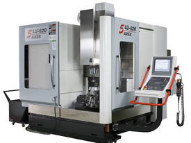 Mitseiki LU-400 & 620 5 Axis VMC's - picture0' - Click to enlarge