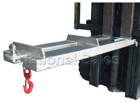 Forklift Tow Jib Attachment - picture2' - Click to enlarge