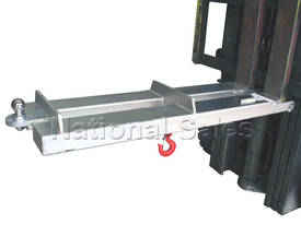 Forklift Tow Jib Attachment - picture3' - Click to enlarge