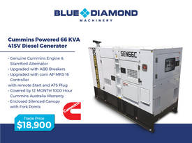 Generator 44-500kVA Diesel  - Cummins - Prime Power - picture2' - Click to enlarge