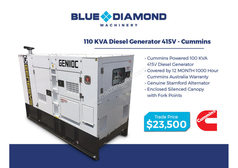 new 2018 cummins generator 44 500kva diesel cummins prime power industrial generators in. Black Bedroom Furniture Sets. Home Design Ideas