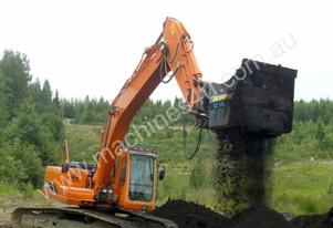 REMU RECYCLING EXCAVATOR BUCKET - EX140