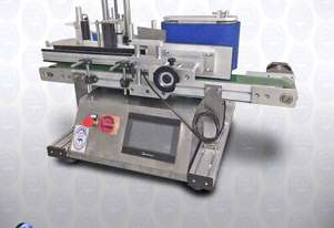 Benchtop Semi-Auto Twin-Side Labeller
