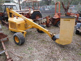 squirrel-50 diesel orchard picker , ex council WA