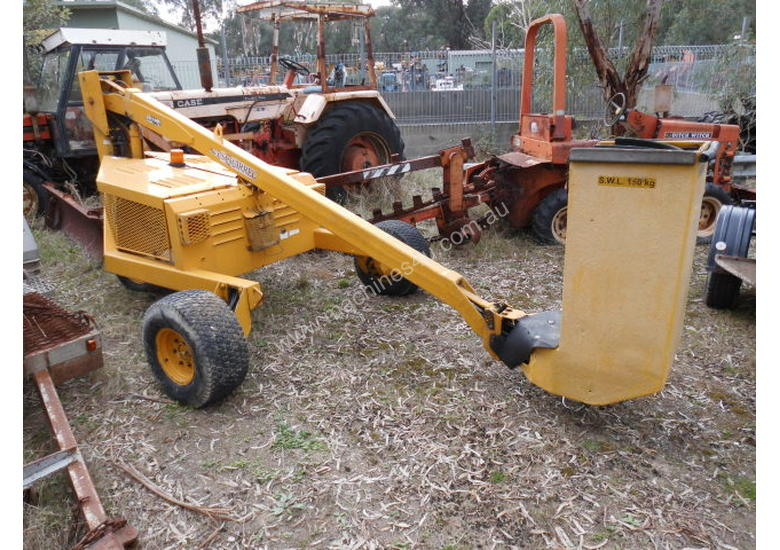 Used 2005 Crendon/ Squirrel 50 5 Self Propelled Personnel ...