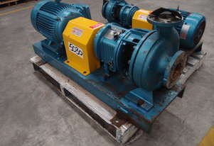 Centrifugal Pump - Inlet 80mm - Outlet 50mm .