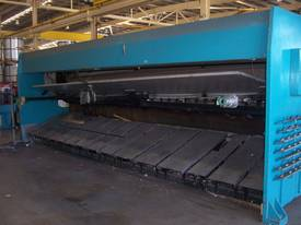 Imperial - Hydraulic Guillotine - 6m x 6m - picture4' - Click to enlarge