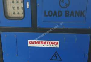 Generators Australia 500 KW Load Bank New