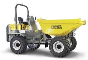 Wacker Neuson 6001 Site Dumper Off Highway Truck