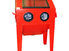 GRIP 15350 INDUSTRIAL SAND BLASTING CABINET 350 - picture0' - Click to enlarge