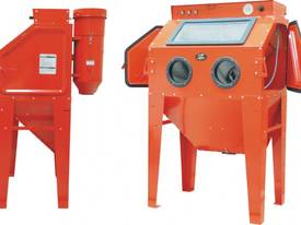 GRIP 15350 INDUSTRIAL SAND BLASTING CABINET 350 - picture1' - Click to enlarge