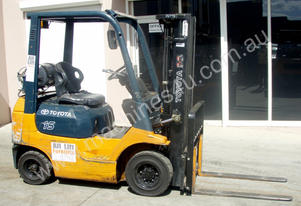 Toyota Forklifts ALH040