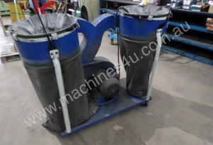 DUST EXTRACTION 3Phase Industrial Unit#A