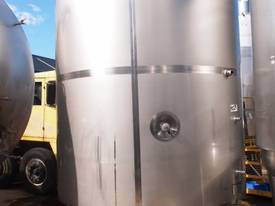 Stainless Steel Jacketed Tank - Capacity 10,000Lt. - picture0' - Click to enlarge