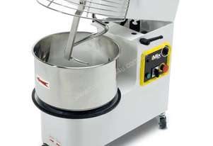 iMix 40 Litre Spiral Mixer With Fixed Bowl 2 Speed, Double Chain