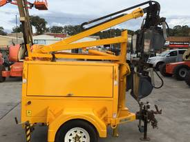 Used 4108AN JLG 4000W Lighting Tower