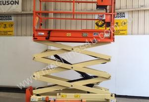 NEW JLG R6 SCISSOR LIFT