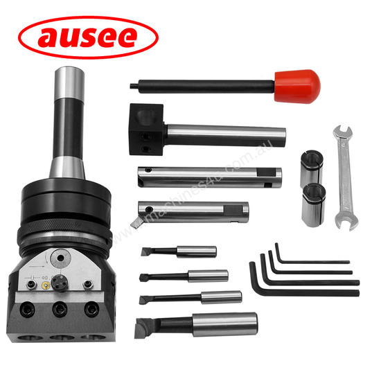 New Ausee R8 Milling Machine Tooling And Accessories In Dandenong