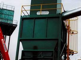 SAWDUST EXTRACTION BAGHOUSE