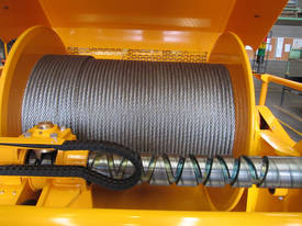 60kN Skid-Mounted Recovery Winch - picture3' - Click to enlarge