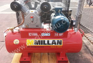 McMillan 41CFM Cast Iron Industrial Compressor