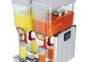 JDA0002  Double Bowl Juice Dispenser