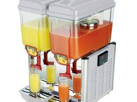 JDA0002  Double Bowl Juice Dispenser - picture0' - Click to enlarge