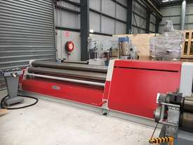 NEW Akyapak AHS 30/06-08 4 Roll Plate Rolls (initial pinch) - picture0' - Click to enlarge