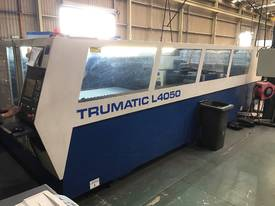 Trumpf Trumatic L4050 5kW (2003)  - picture0' - Click to enlarge
