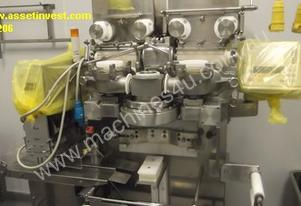 Rheon Cornucopia Encrusting machine