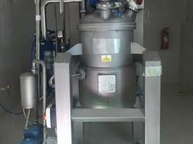 Complete 100 kg Batch Vacuum Cooker system - picture0' - Click to enlarge