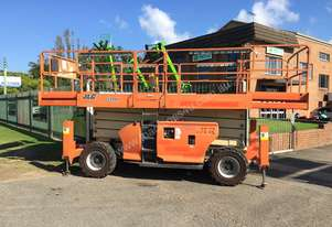 Jlg Used   4394 RT Scissor lift