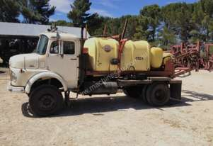 Hardi   4024 MOUNTED SPRAYER