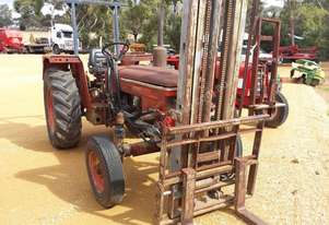 Zetor 5700 1.2t Forklift with sideshift
