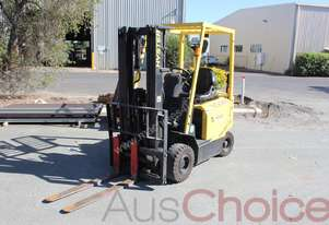 Hyster 1.75EX 1.5T 4.3m Container Mast Forklift