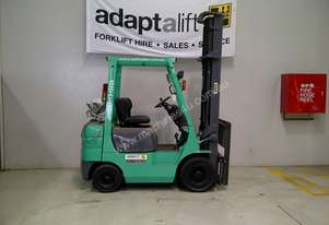 Good Condition Mitsubishi 1.8T LPG Forklift