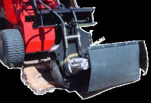 NEW DINGO MINI LOADER STUMP GRINDER ATTACHMENT