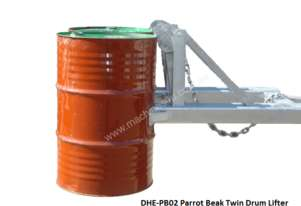 Parrot Beak Twin Drum Lifter PB02