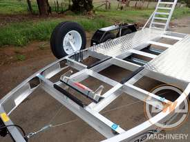 Sureweld Tag Tag/Plant(with ramps) Trailer - picture11' - Click to enlarge