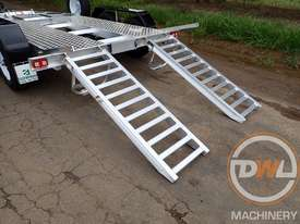 Sureweld Tag Tag/Plant(with ramps) Trailer - picture15' - Click to enlarge