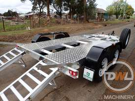 Sureweld Tag Tag/Plant(with ramps) Trailer - picture18' - Click to enlarge