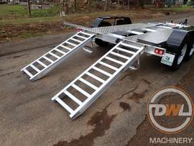 Sureweld Tag Tag/Plant(with ramps) Trailer - picture19' - Click to enlarge