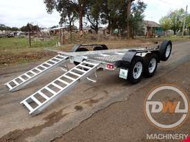 Sureweld Tag Tag/Plant(with ramps) Trailer - picture20' - Click to enlarge