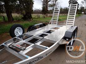 Sureweld Tag Tag/Plant(with ramps) Trailer - picture16' - Click to enlarge