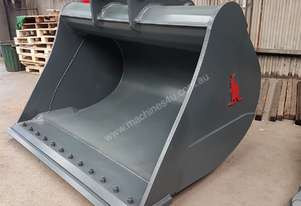Roo Attachments 25T Mud Batter Bucket 2000 mm Wide